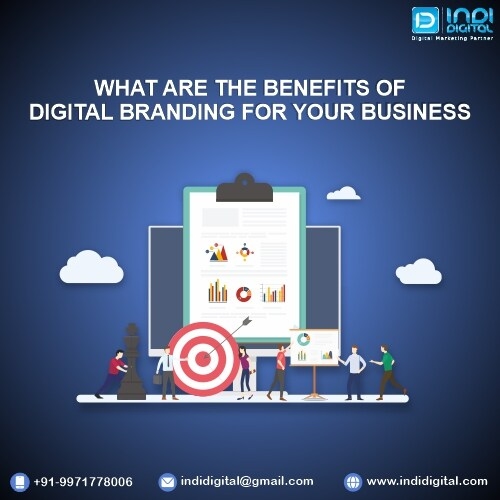 What are the benefits of digital branding for your business
